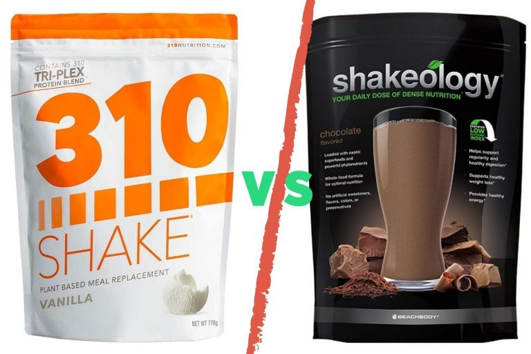 310 Vs Shakeology – The Battle Of The Better Diet Supplement