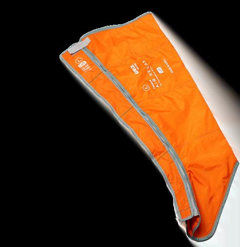AIR RELAX Sequential Air Compression Leg Massager