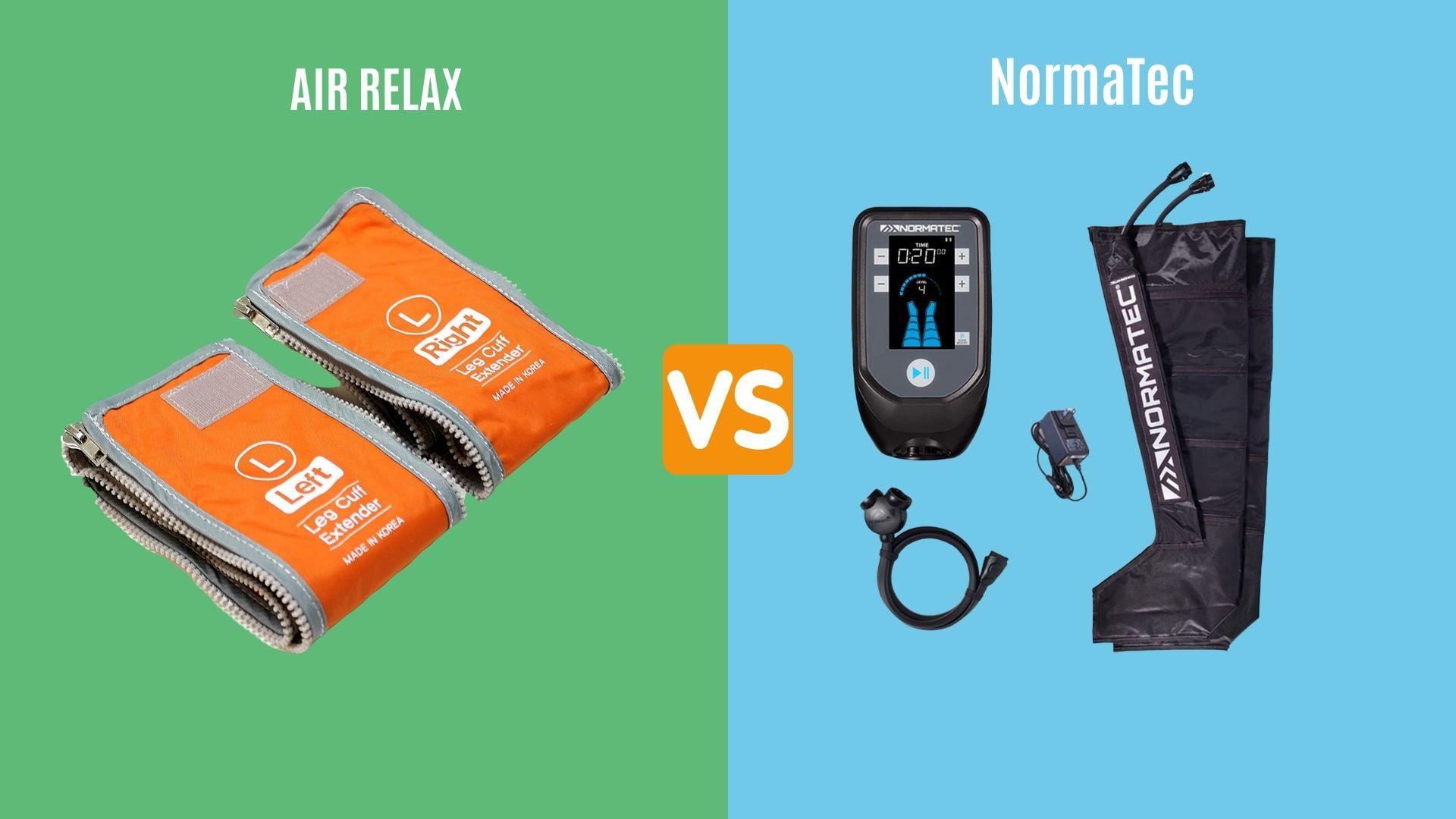 Air Relax Vs NormaTec