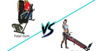 Total Gym Vs Weider