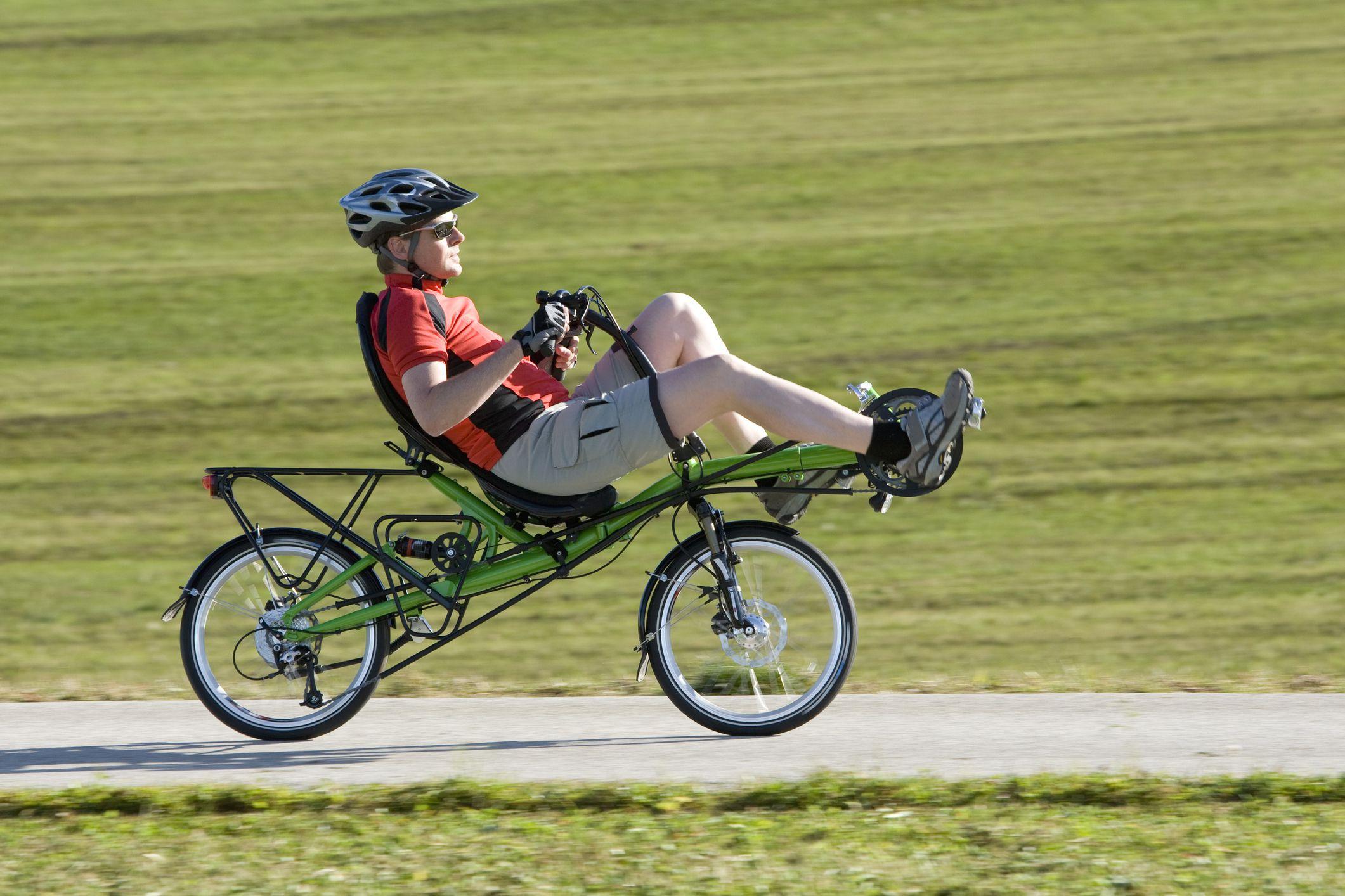 recumbent bike workout