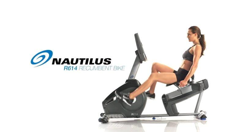 Nautilus R614 Recumbent Bike Review – The Quintessential Mid Range Exercise Bike