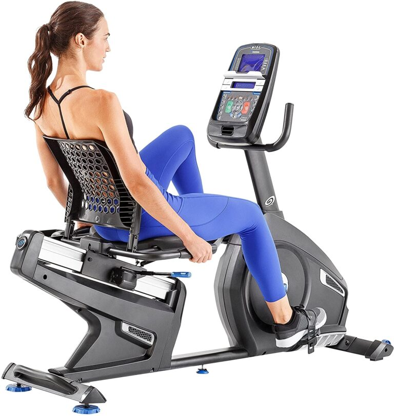 Nautilus R616 Recumbent Bike Review – The Best Mid Range Exercise Bike For You