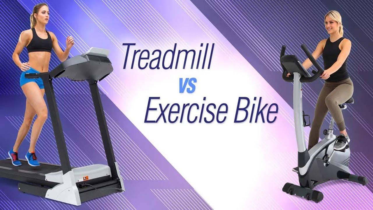 Treadmill vs Recumbent Bike