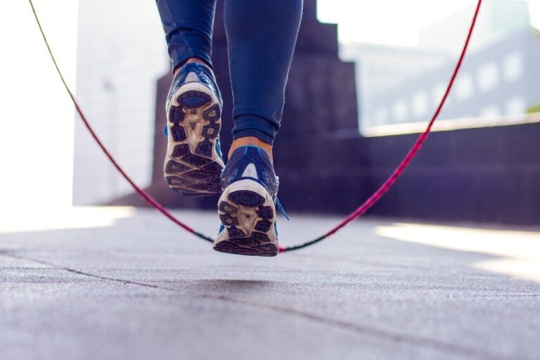How Long Should A Jump Rope Be For Your Height?