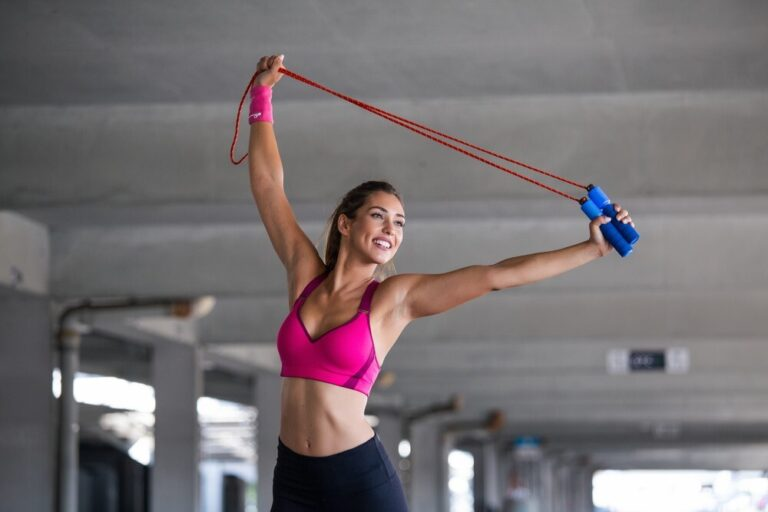 How Many Calories Does 500 Jump Ropes Burn?