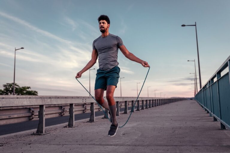 How Many Minutes Of Jump Rope Equals A Mile?