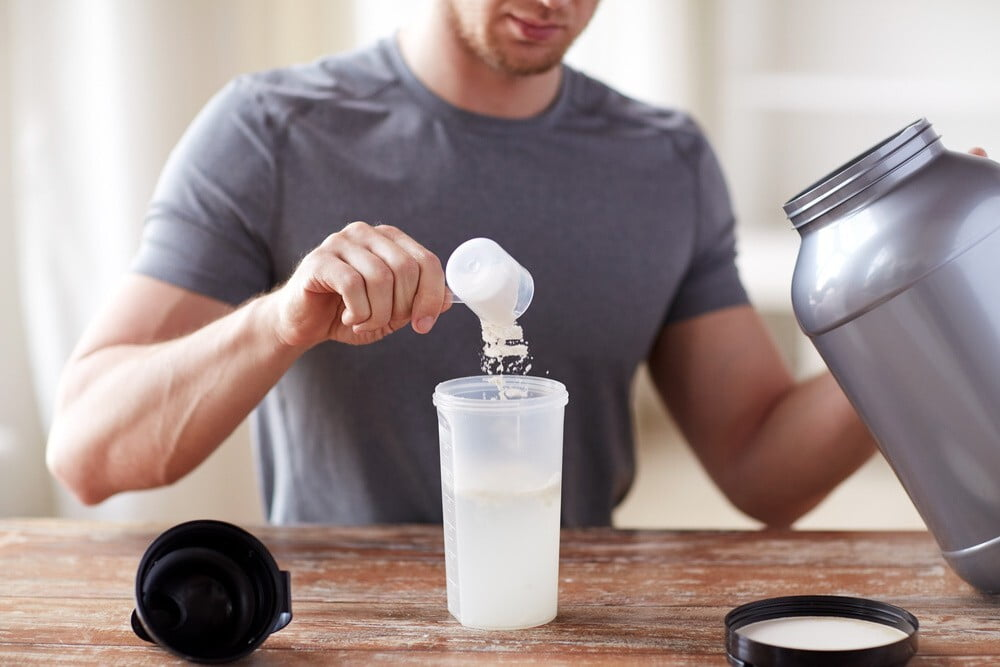 Is It Okay To Drink Protein Shakes Without Working Out?