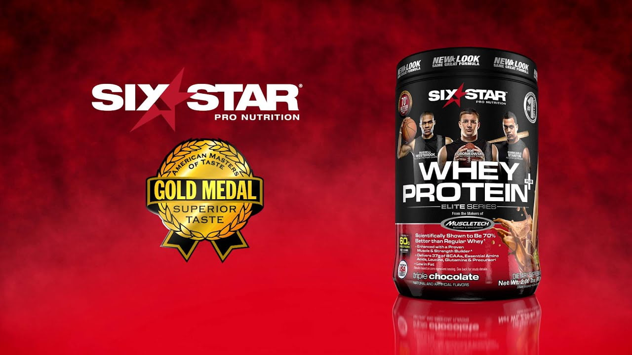 Six-Star Whey Protein Review