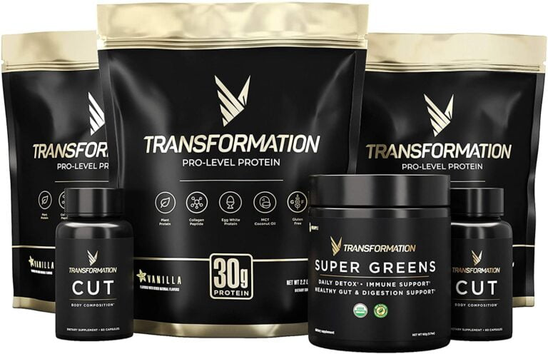 Transformation Protein Review – Is It The Best?