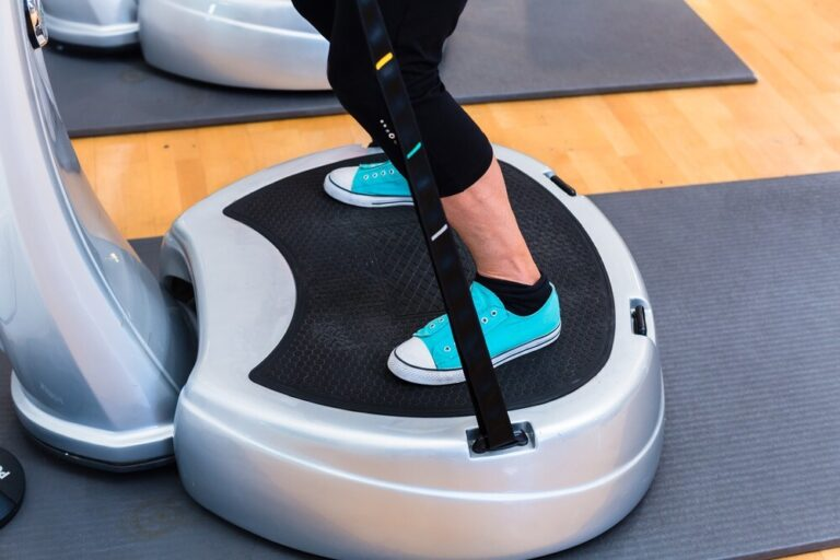 How To Use A Vibration Plate Workout For Beginners?