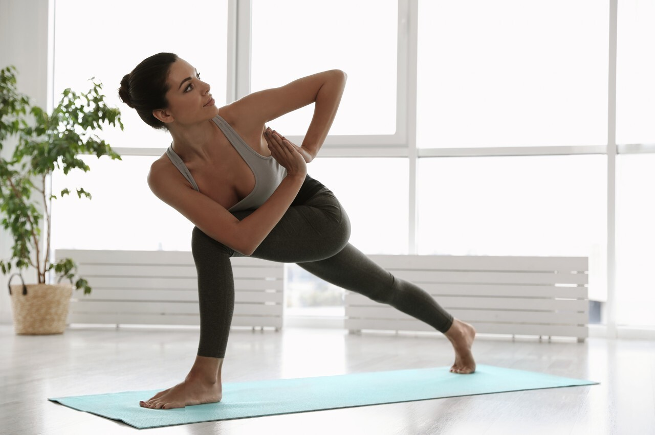 How Long Is P90x Yoga?