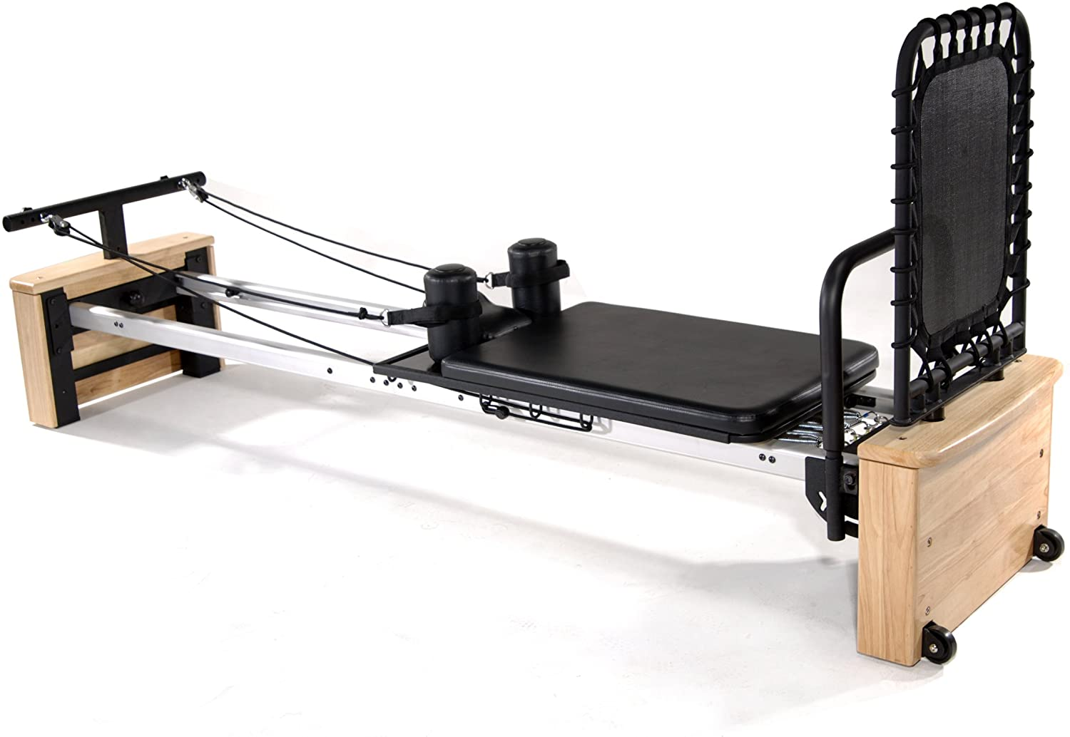 AeroPilates Pro XP557 Reformer with Free-Form Cardio Rebounder Review