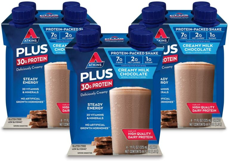 Atkins Protein Review: How Does it Stack Up Against Other Protein Shakes?