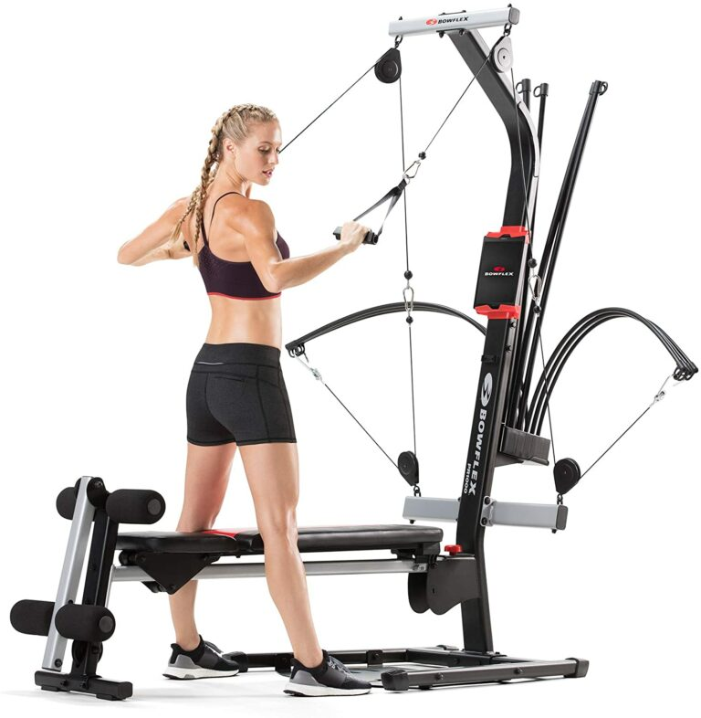 Bowflex PR1000 Review – Must Have For Everyone's Home Gym