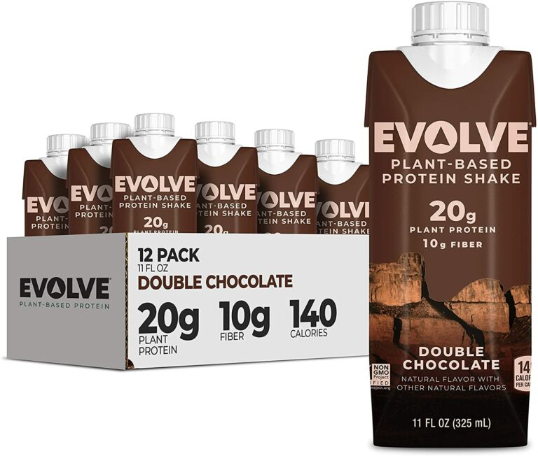 Evolve Protein Shake Review – How It Compares To Other Vegan Shakes
