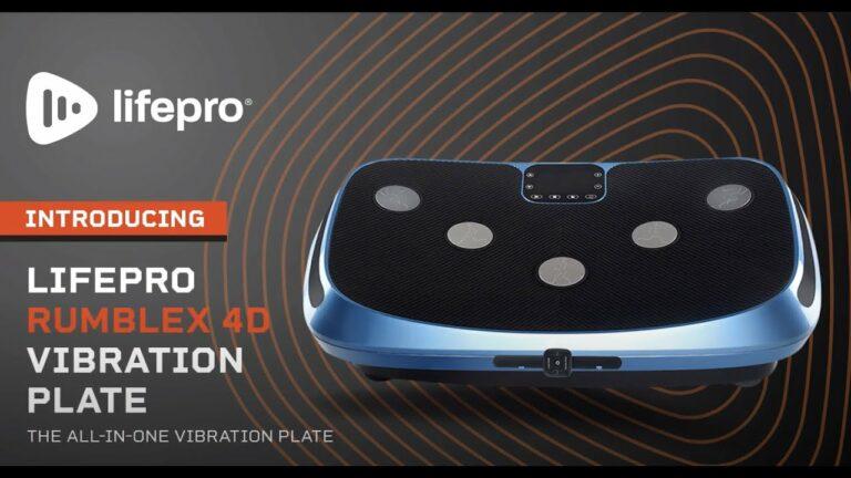 Benefits Of Using Lifepro Vibration Plate