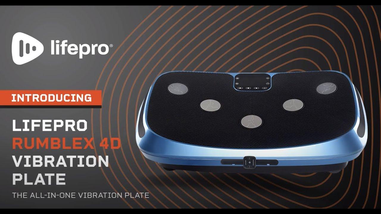 Benefits Of Lifepro Vibration Plate