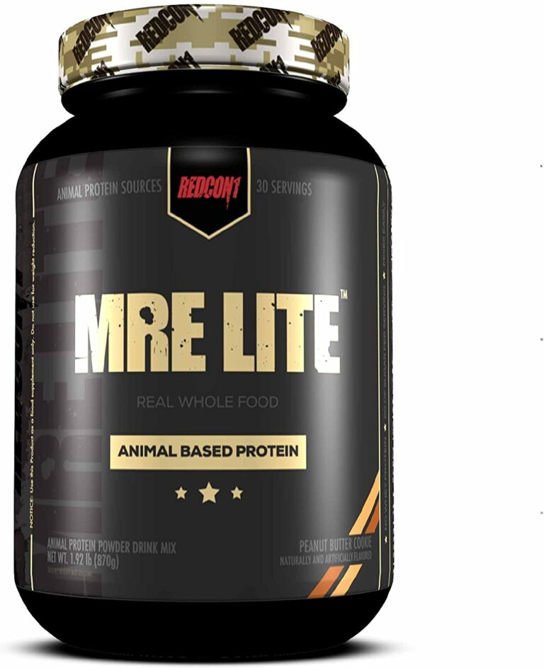 MRE Lite Protein Review – Amazing Facts You Didn't Know