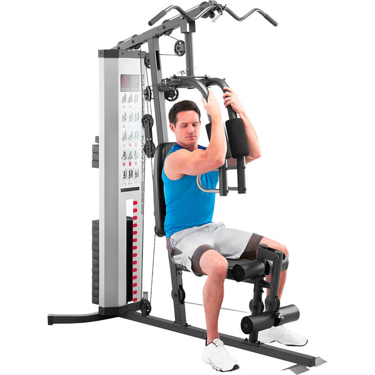Marcy MWM-988 Home Gym Review -Is It Worth The Money?