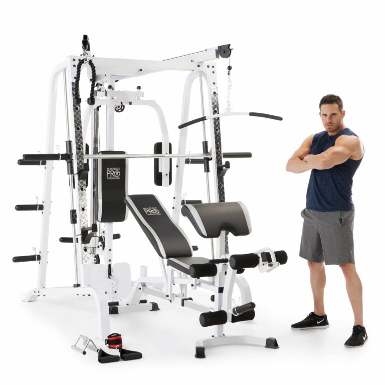 Marcy Smith Cage Workout Home Gym Review – Is It Worth the Money?