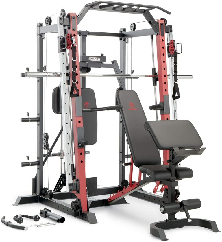 Marcy Smith Machine Cage System Home Gym SM-4033 Review
