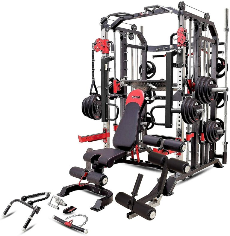 MiM USA Hercules 1001, Commercial Smith Machine, All in One Gym Review