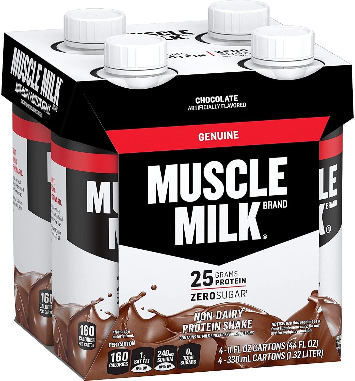 Muscle Milk Genuine Protein Shake