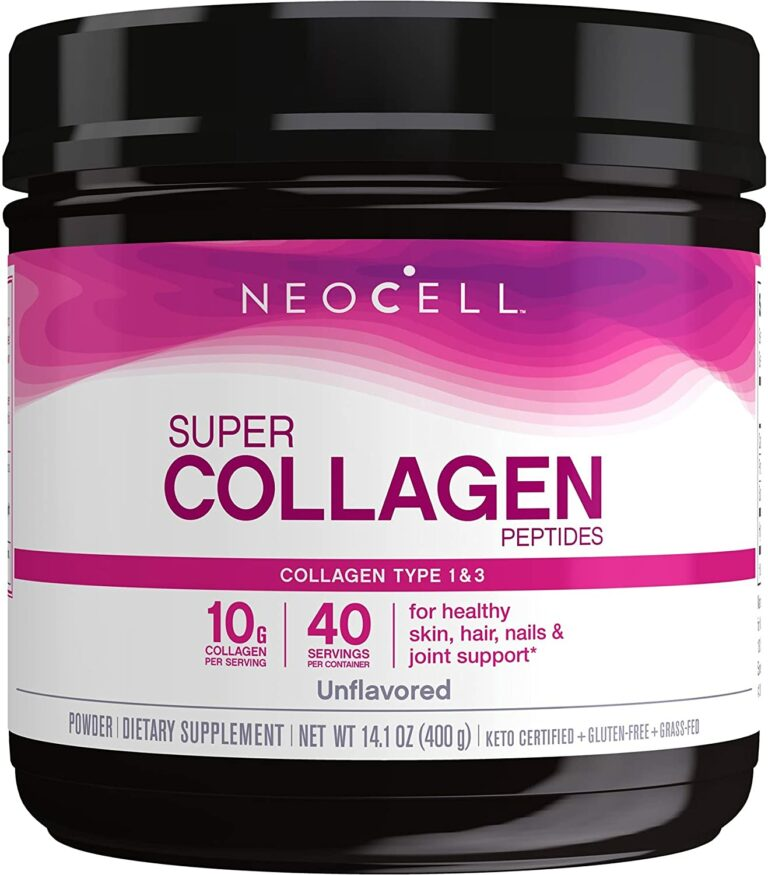 NeoCell Collagen Protein Peptides Review – What Are The Benefits?