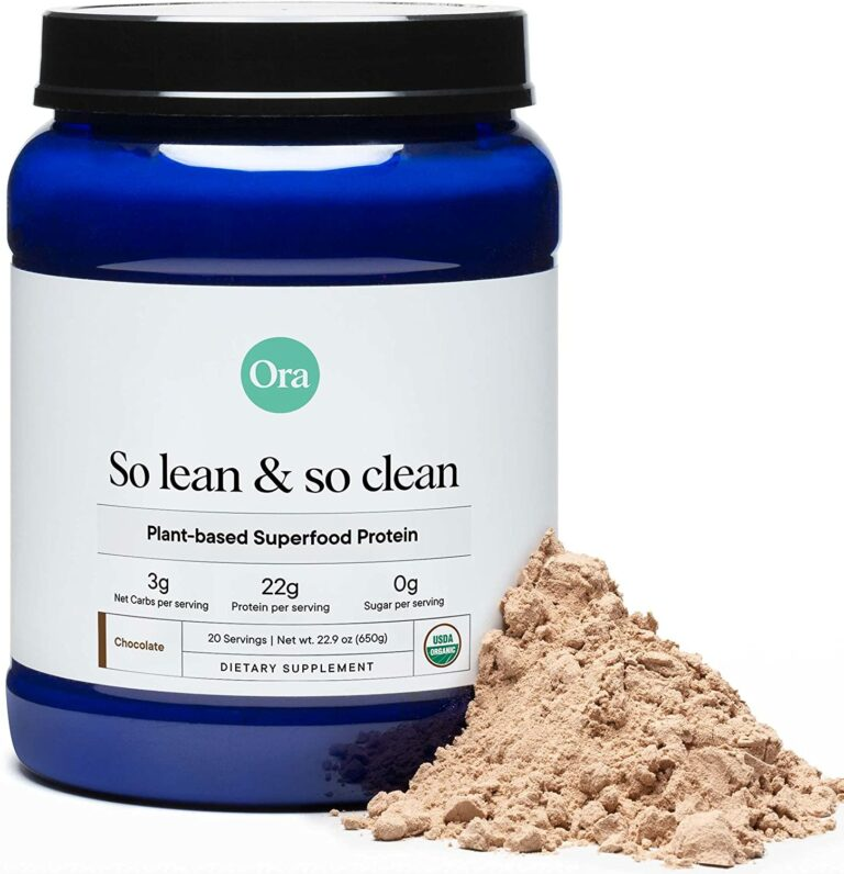 Ora Organic Protein Powder Review – Are You Looking For The Best?