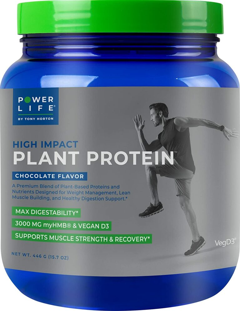 Powerlife High Impact Protein Review – Is This The Ultimate Protein Supplement?