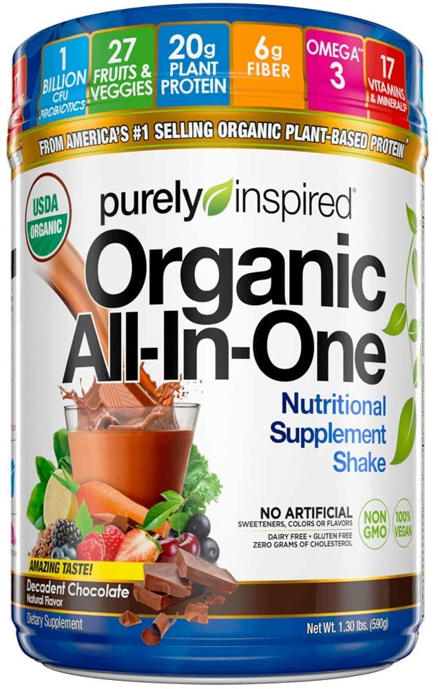Does Purely Inspired Organic Protein Powder Work? – Review