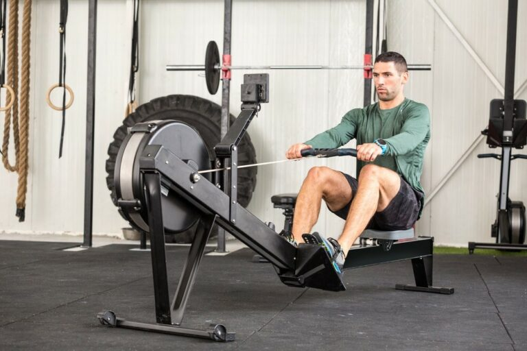 ECHANFIT Magnetic Rower Rowing Machine Review