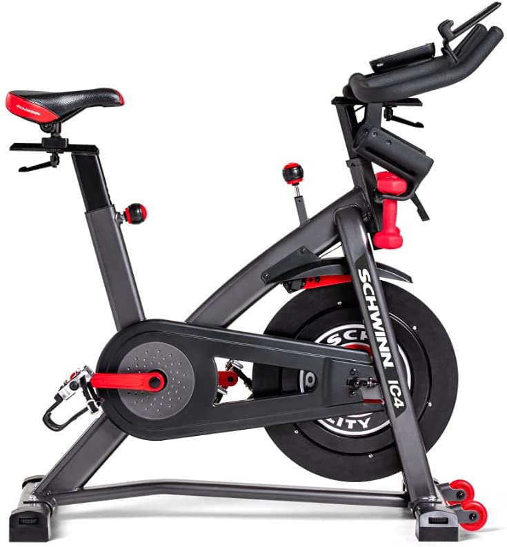 Schwinn IC4 Indoor Cycling Bike Review – Design And Features