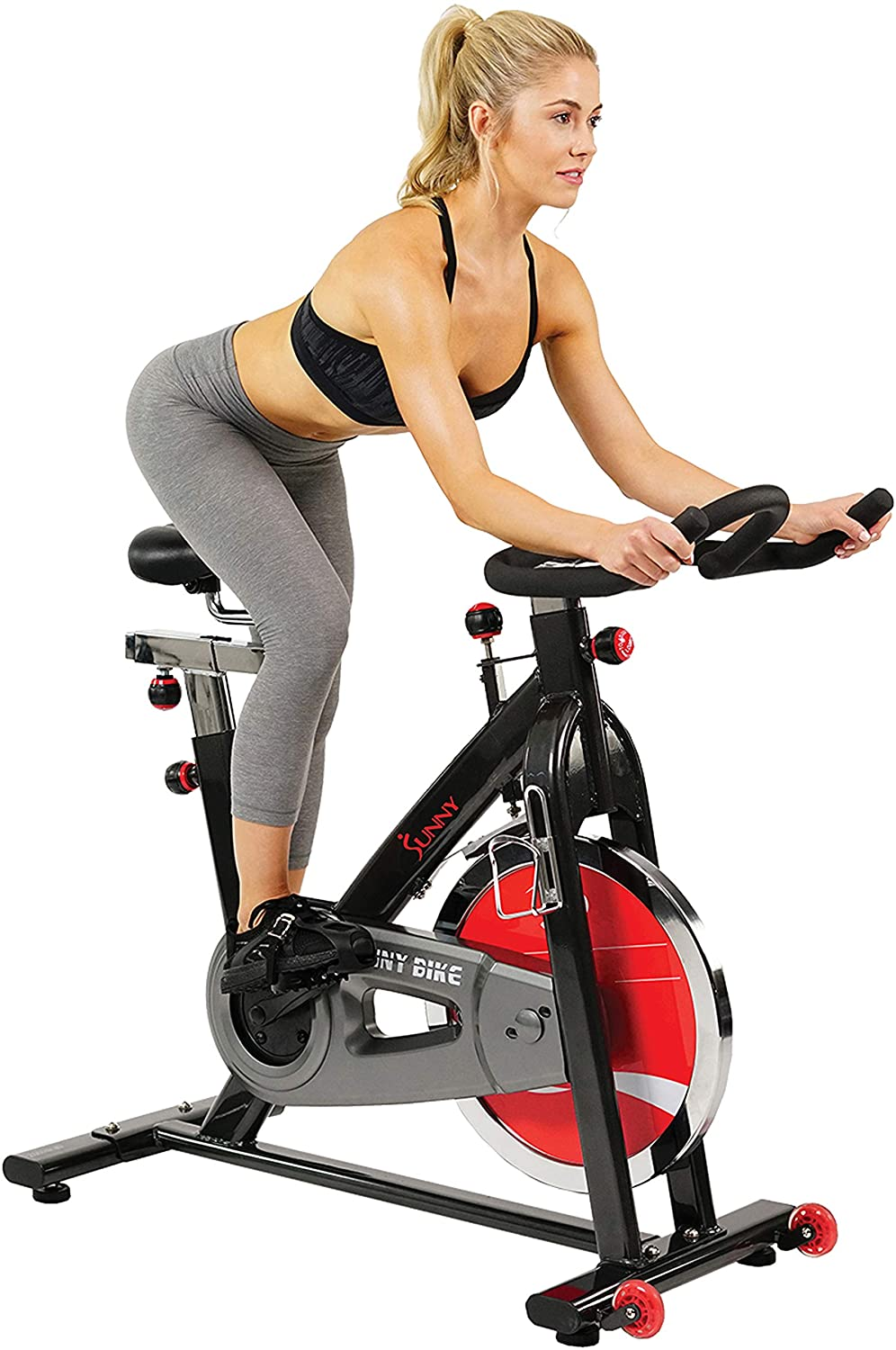 Sunny Health & Fitness Exercise Bike SF-B1002C Review