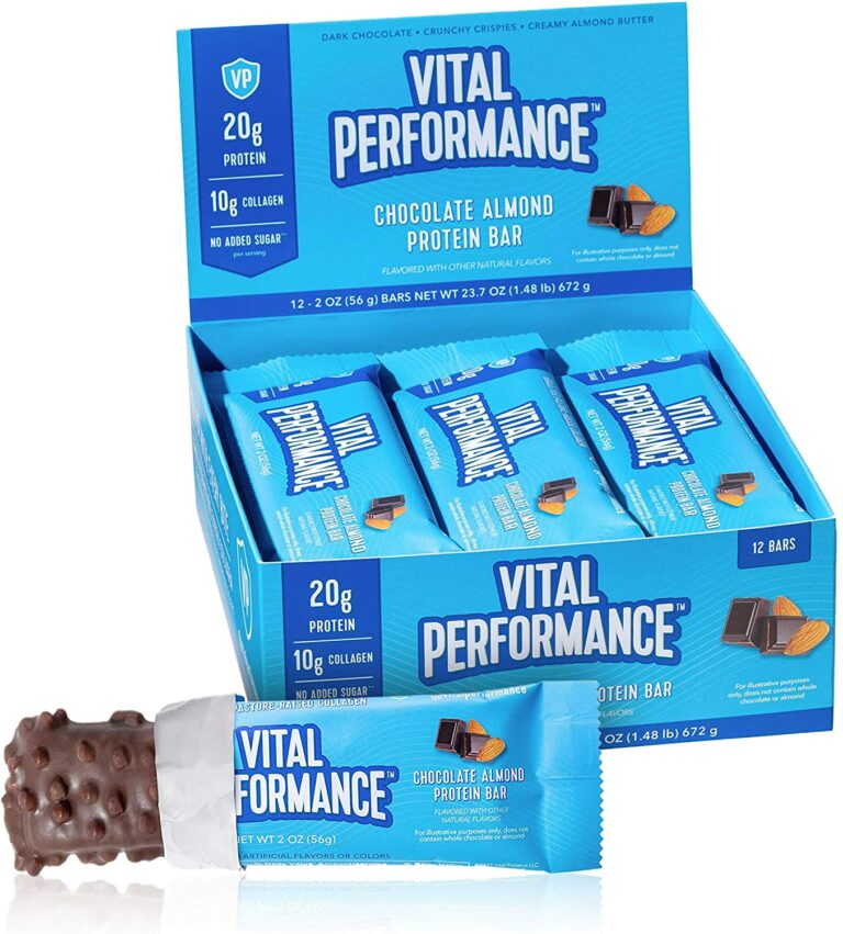 Vital Proteins Collagen Bars Review – My Final Thoughts