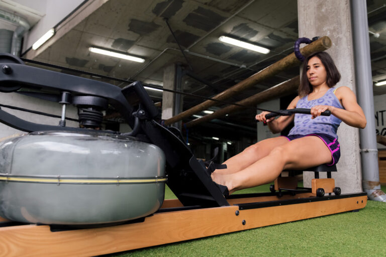 SNODE WR100 Water Rowing Machine Review