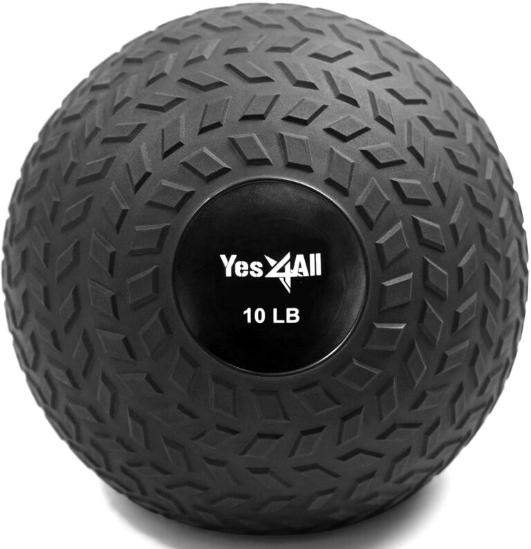 Yes4all Slam Balls Review: Are These The Best Ball Workouts You've Ever Used?