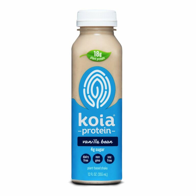 Koia Protein Drinks Review