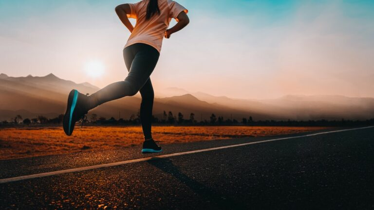 Does Running Make a Skinny Person Get Skinnier?