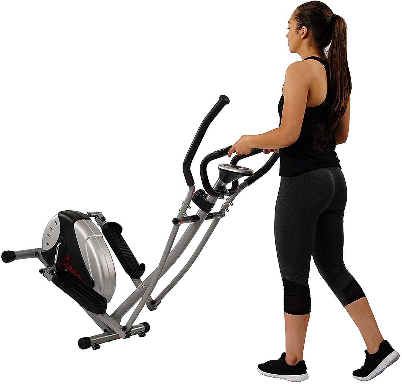 Sunny Health & Fitness SF-E905 Elliptical Machine Review4